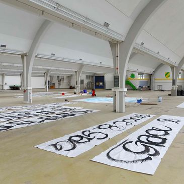 Calligraffiti - Workshop Halle